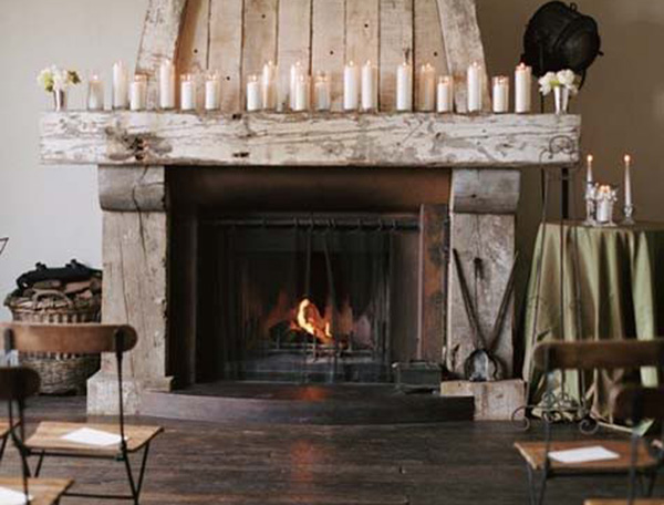 Weekend Warrior – Inspirational Fireplaces
