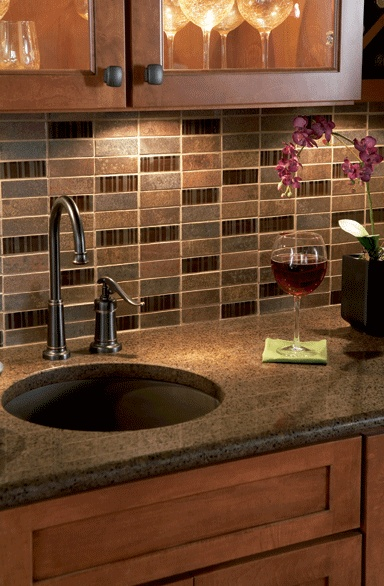 weekend warrior: kitchen backsplash ideas