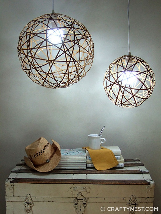 Weekend warrior light it up how to make your own light - Make your own light fixtures ...