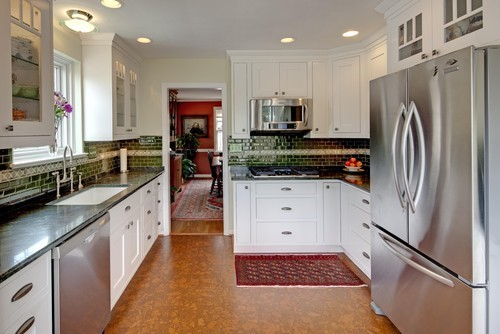 Popular Flooring Options For Kitchens