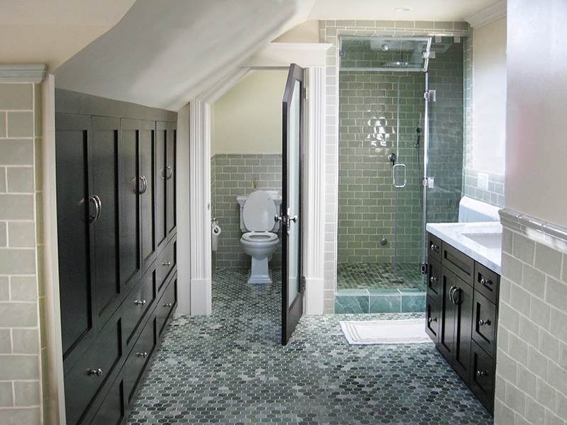 Bathroom remodeling luxury and affordability for the for Bathroom remodel photo gallery
