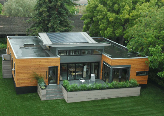 green home - Green Technology Homes