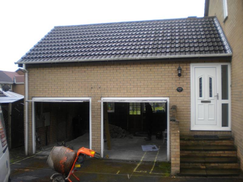 Garage extensions garage design ideas for Garage extension ideas