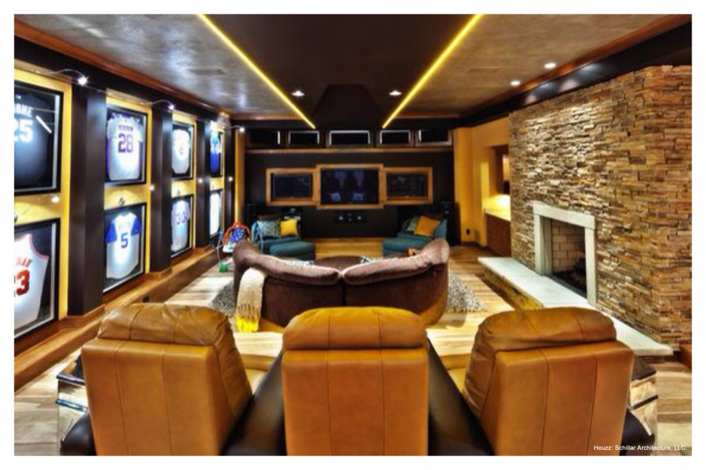 Man Cave Mania How To Design The Ultimate Safe Haven For