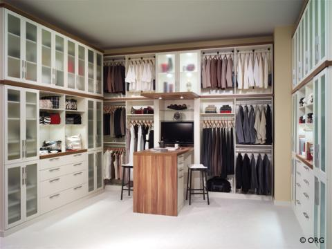 Lovely Image Credit: Custom Closet Systems, Inc., Las Vegas, NV