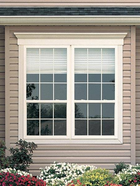 House windows home design photo for Window design outside