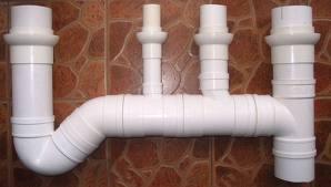 PVC plumbing