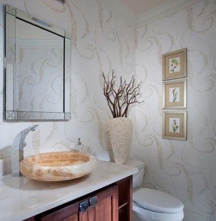 Bathroom Art