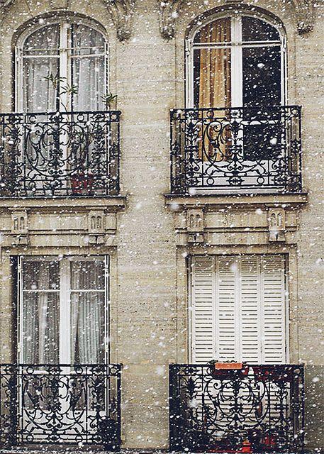 Windows Snow