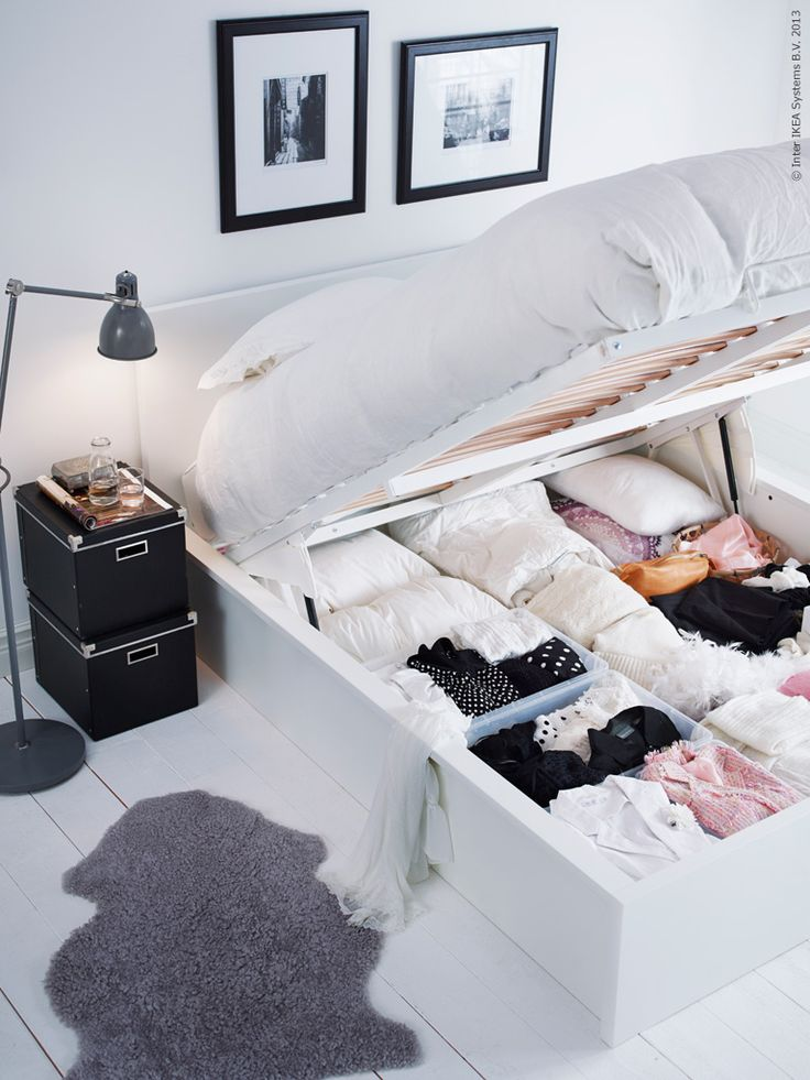 May Bedroom (ikea)
