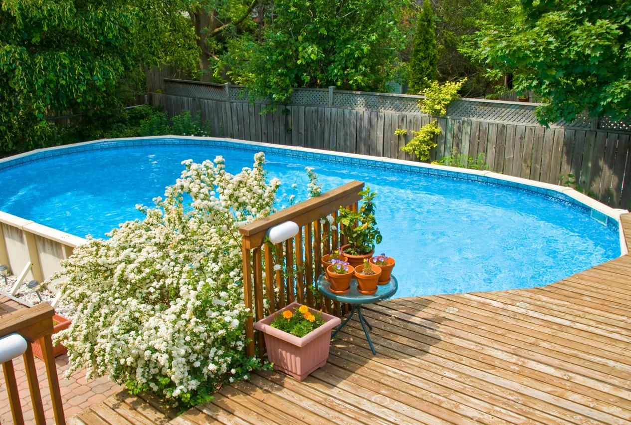 Best small pools for small yards joy studio design for Small pools for small yards