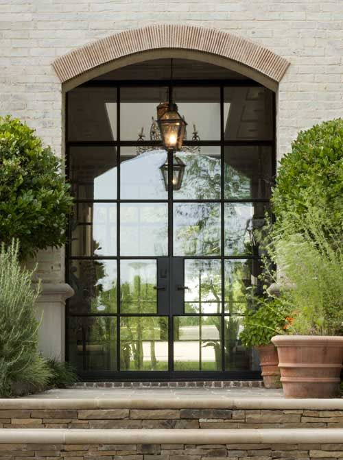 Image via Portella Iron Doors